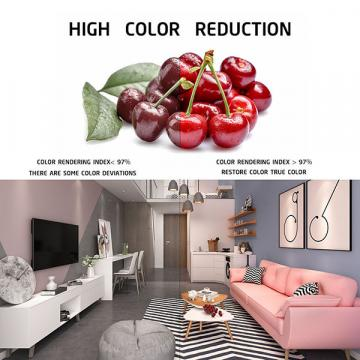 70W LED ceiling lamp, embedded 595mm*595mm 6000k cold white light super bright lamp ultra-thin ceiling lamp, aluminum buckle board household bathroom kitchen lamp [energy class A+]