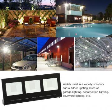 150w led Outdoor Security floodlight Waterproof IP66 daylight white