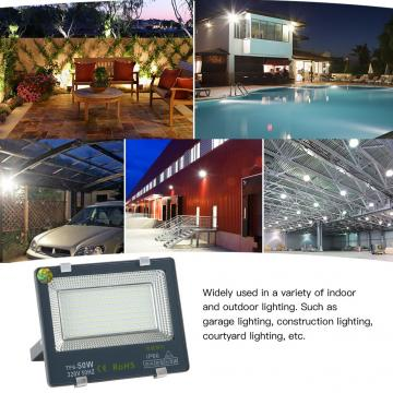 50w led Security Garden Light Waterproof Outside Flood Garage Lights