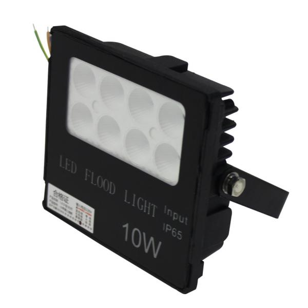 LED flood light IP65 waterproof outdoor safety light 1000LM 6000K daylight white outdoor floodlight wall lamp garden garage warehouse parking lot garden road street square and other small apple 10W
